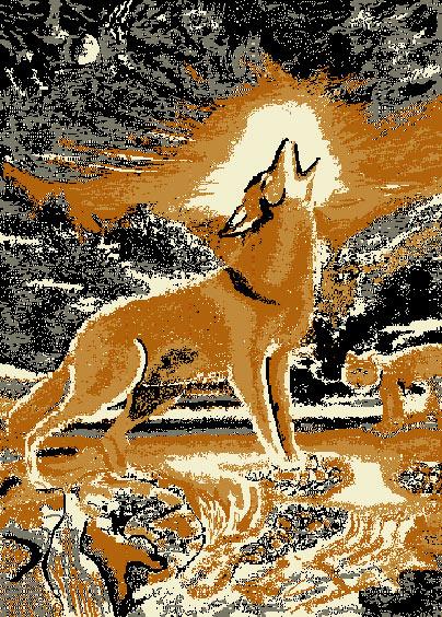 L1016 wolf